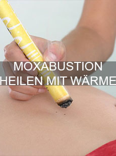 moxabustion